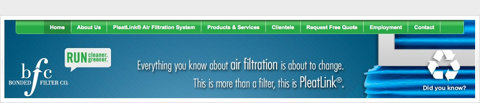 Bonded Filter Company